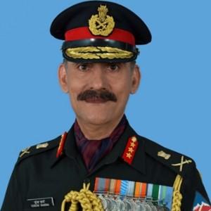 Lieutenant General Suresh Sharma