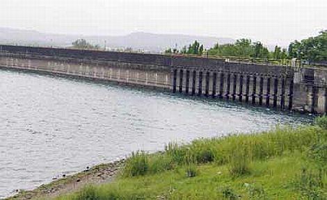 Khadakvasala dam