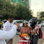 Pune: Traffic Police Taking Action Against Vehicles Without Side Mirrors