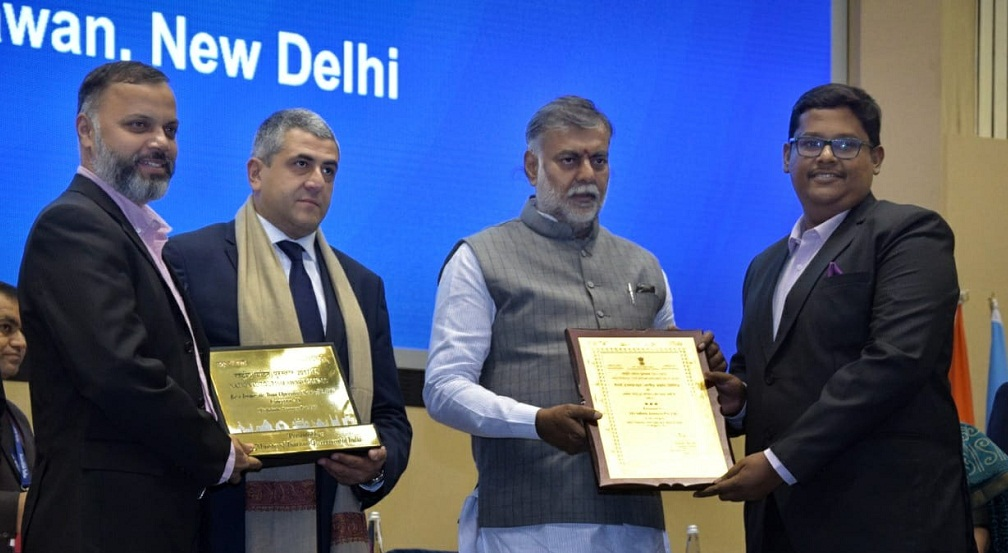 Infinite Journeys, a travel agency operational in offbeat tourism has received the prestigious Best Domestic Tour Operator award from the Ministry of Tourism, Government of India.