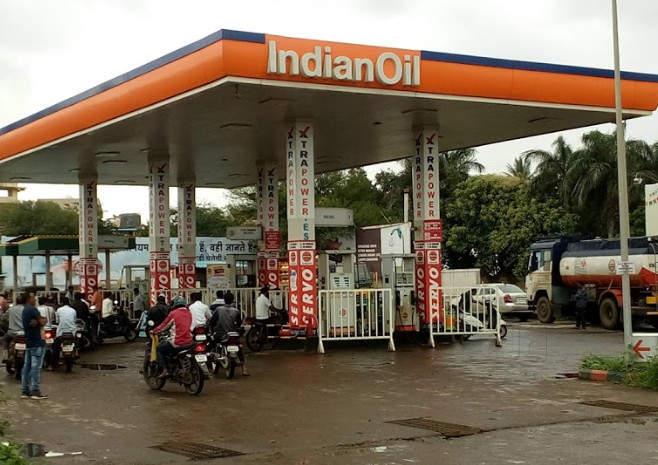 Petrol Pump Pune