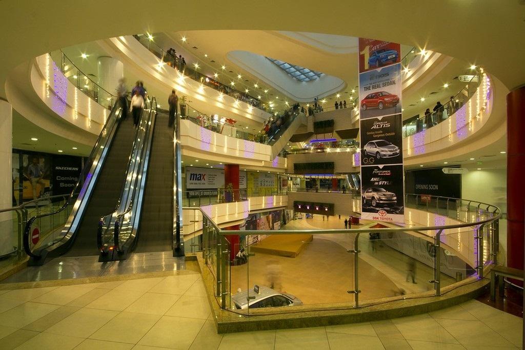 malls pune