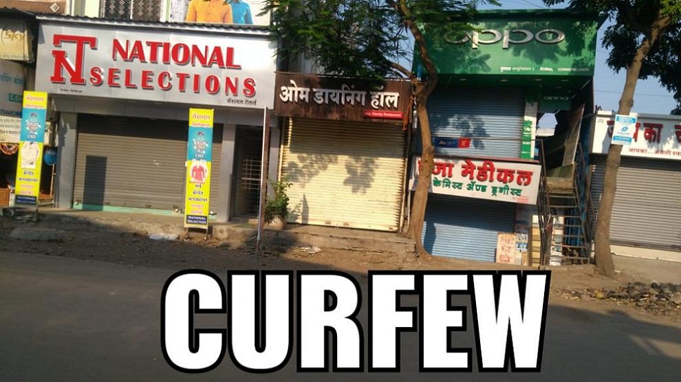 Corona Curfew
