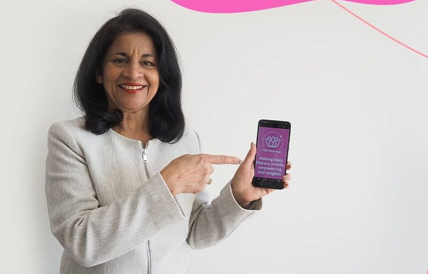 Namita Krul-Taneja founder of Meri Body App