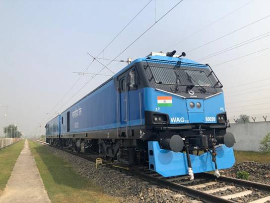 Locomotive Indian Railway