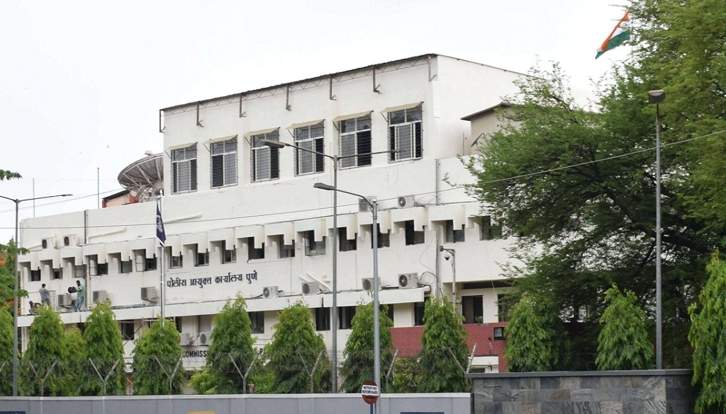 Pune Police Commissioner office in Camp