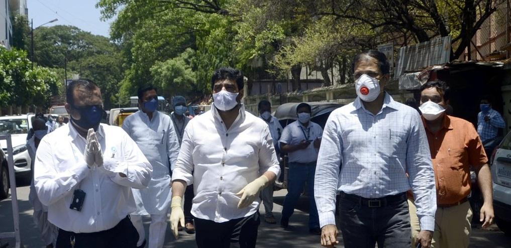 Coronavirus in Pune
