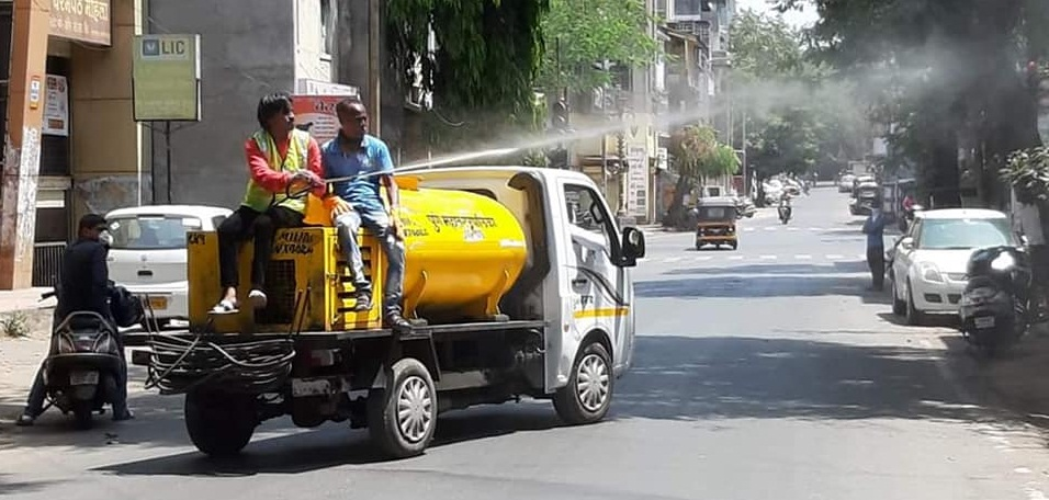 fumigation in Pune by PMC