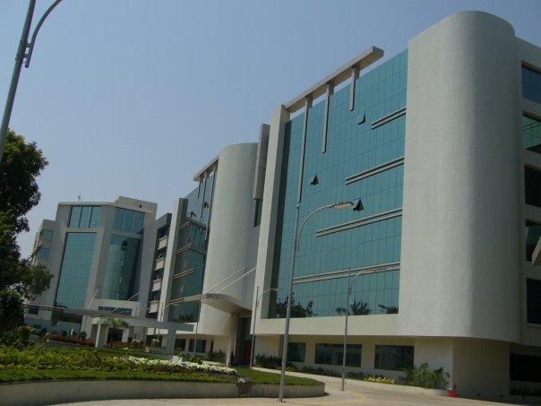 Hexaware Technologies campus in Hinjawadi phase 3 Pune