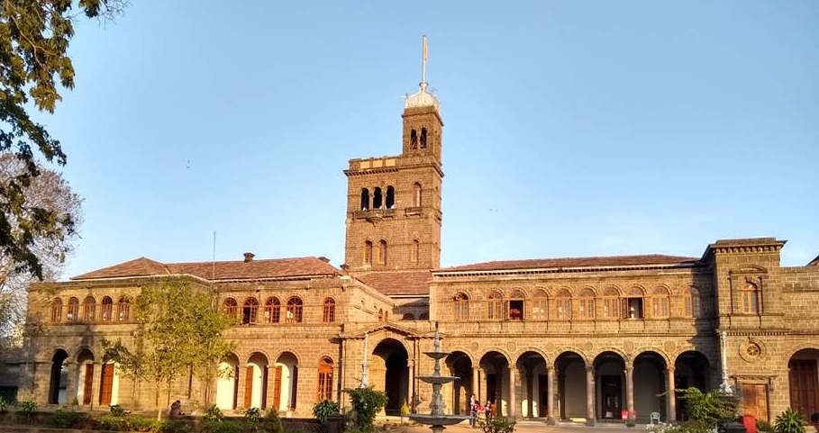 Pune university main building
