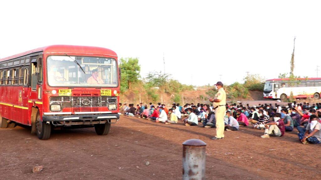 ST Bus Maharashtra