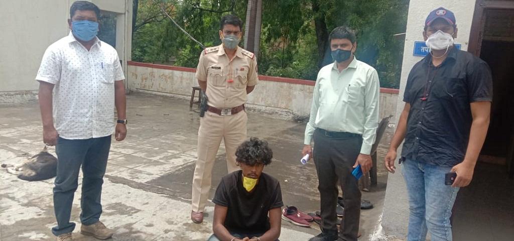 Khadki: Robbery accused arrested after eight months by Pune city police -  Punekar News