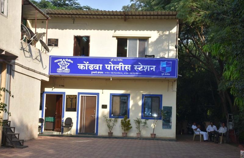 Kondhwa police station