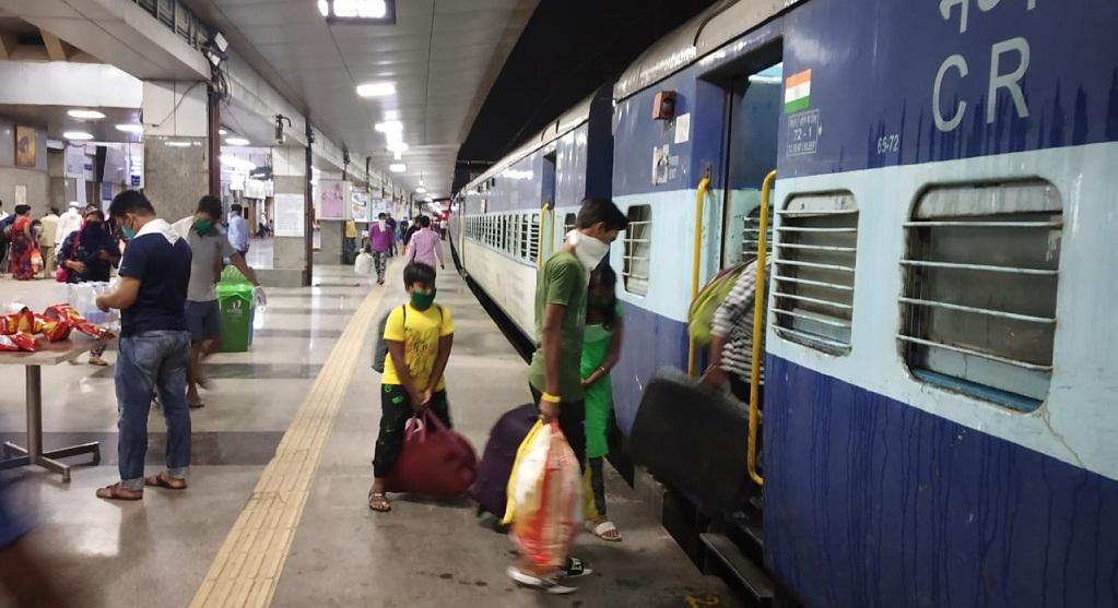 Pune Danapur Special train