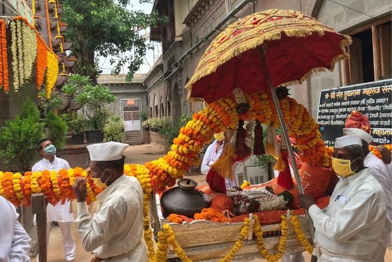 Sant Tukaram Maharaj Palkhi 2020