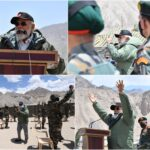 Enemies of India have seen the fire and fury of our Forces: PM Modi in Leh