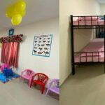 Women cops at Wanawadi police station get a retiring room with crèche with help from Rotary Club of Pune NIBM RID 3131