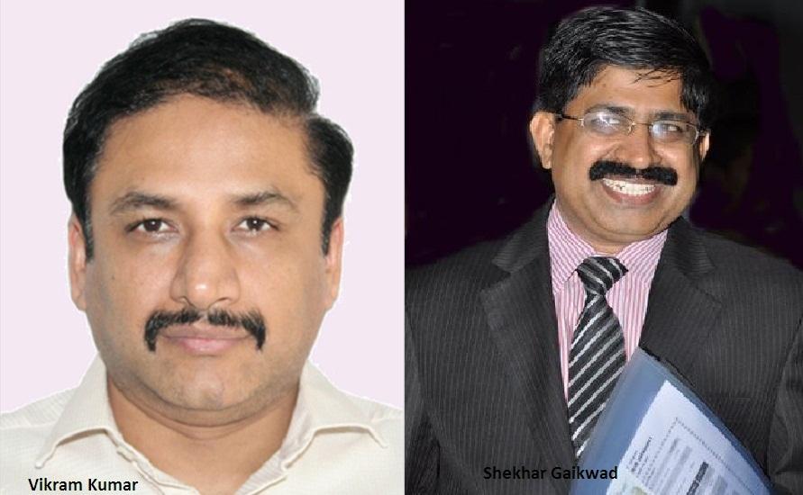 PMC Vikram Kumar Shekhar Gaikwad