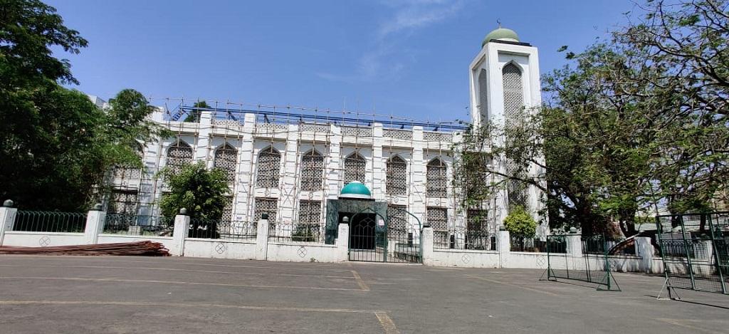 azam campus mosque