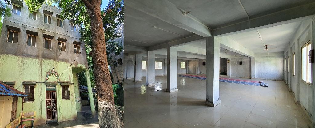Vadgaon Maval Jama Masjid converted into COVID quarantine centre