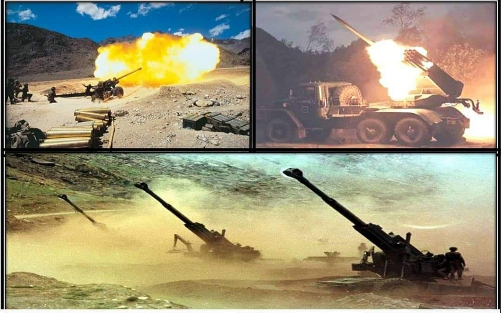 Indian Army Gunners Day