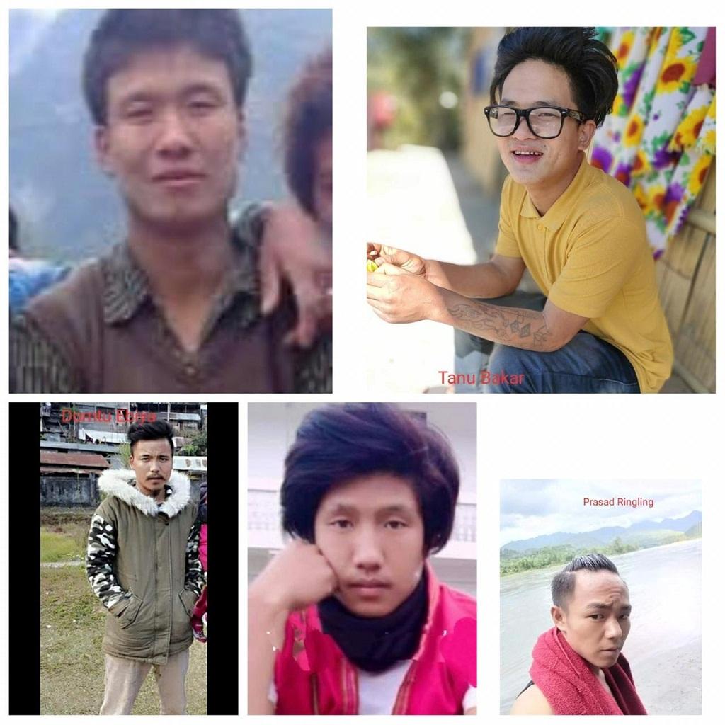 Arunachal Youths return from China