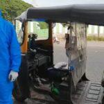 Pune: Auto Rickshaw Driver Dons PPE Suit And Ferries Passengers