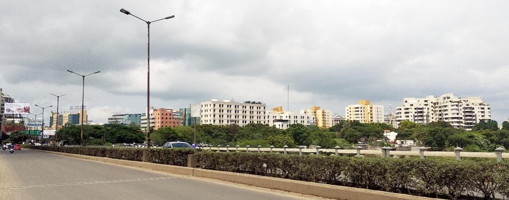 Pune real estate buildings