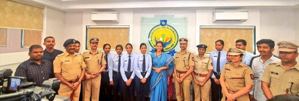 Pune police SEVA