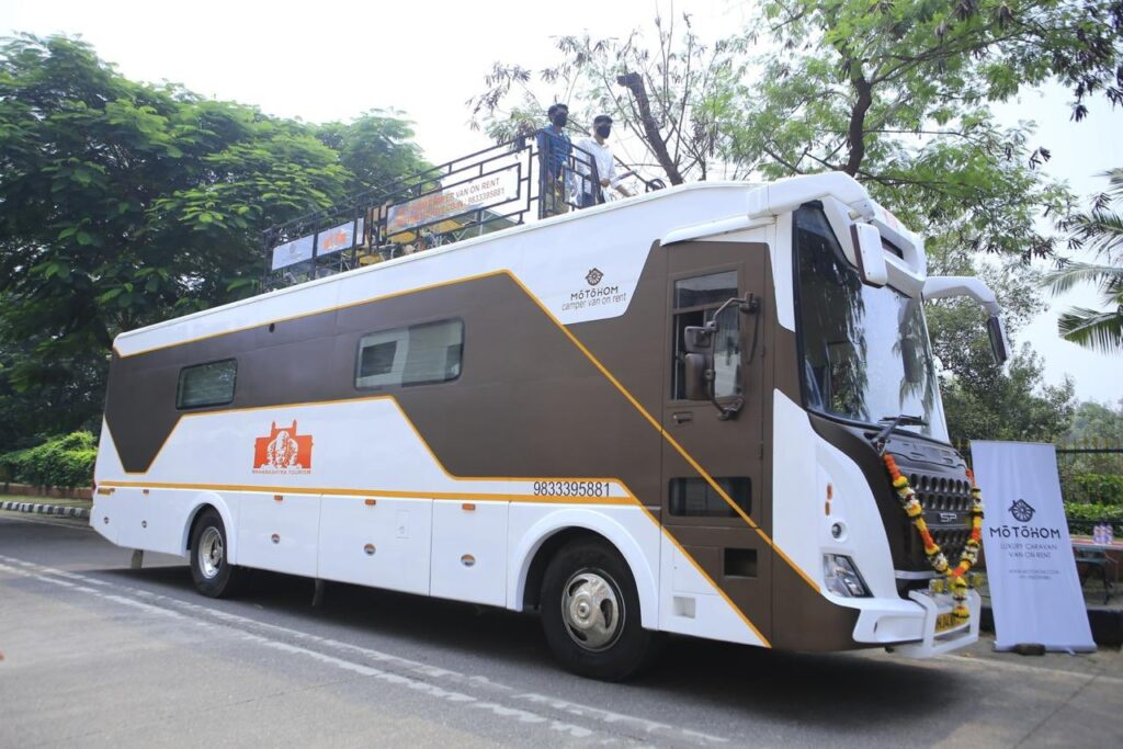 campervan caravan Maharashtra