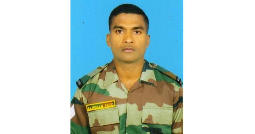 Army Sangram Patil