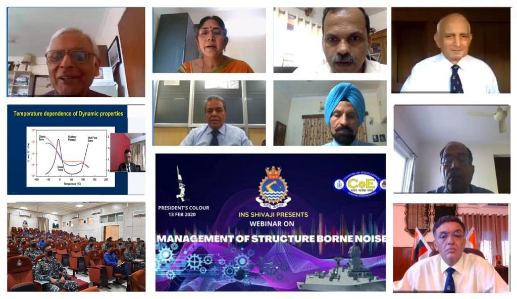 Navy webinar INS Shivaji