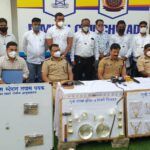 CM' Gang Arrested By Pimpri Chinchwad Police; Stolen Ornaments Worth Rs 19.65 Lakh Recovered