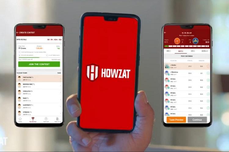 Howzat app