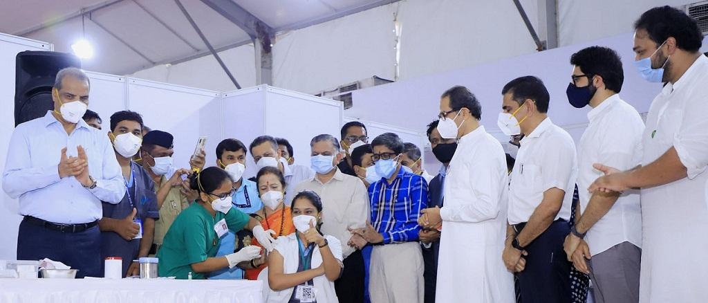 corona vaccination in maharashtra
