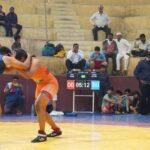 Pune: Women's Senior National Wrestling Selection Trial Organised By Maharashtra State Wrestling Council