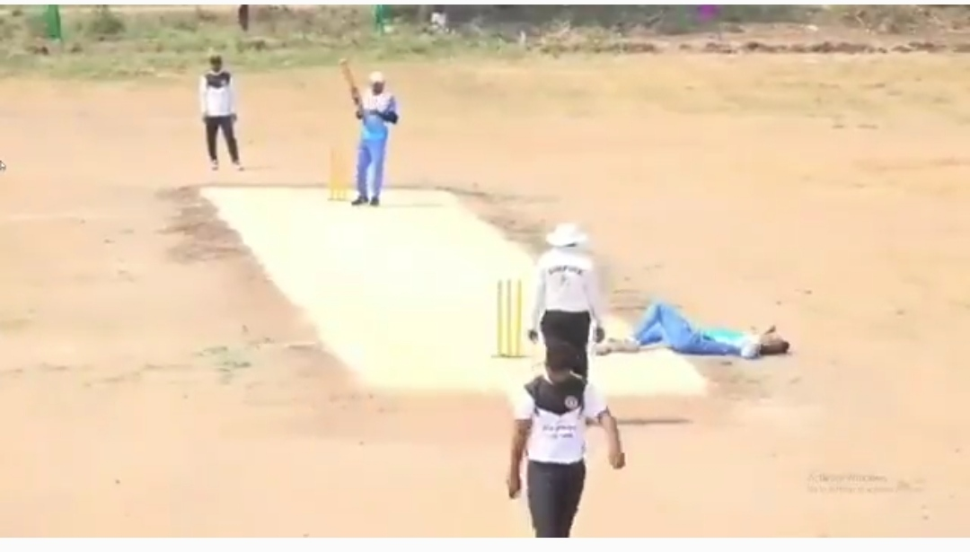 Pune District: Cricketer Dies While Playing Cricket - Punekar News