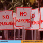 Now, no-parking zone on both sides from Sarasbaugh Khau Galli to Peshwa Park Road