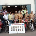 Wakad Police Recover Stolen Valuables, Vehicles Worth Rs 15 Lakhs From Three Thieves