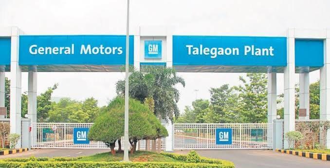 General Motors India Talegaon Plant