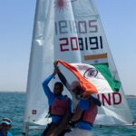 Army Sailor Wins Qualification Spot For India For Tokyo Olympics