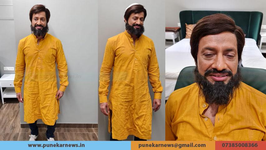 Krishna Prakash as Muslim Citizen