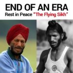 Milkha Singh Dies At 91 Due To Post-COVID Complications