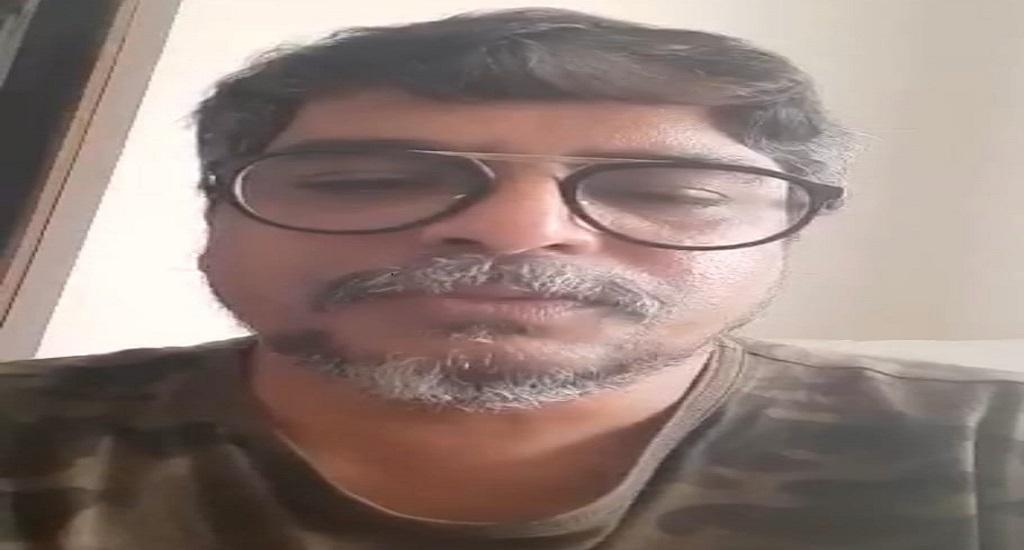 Artistic director Raju Sapte found dead after harassment allegation – Punekar News